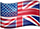 Icon: english language symbol